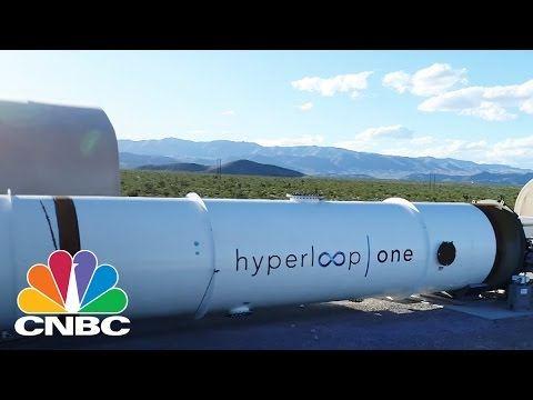 """""""Hyperloop"""" ne kartą sulaukė pasaulio žiniasklaidos dėmesio"""